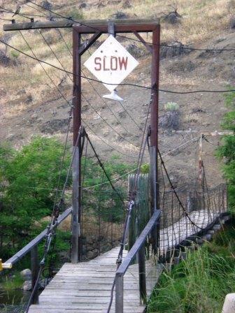 swinging bridget